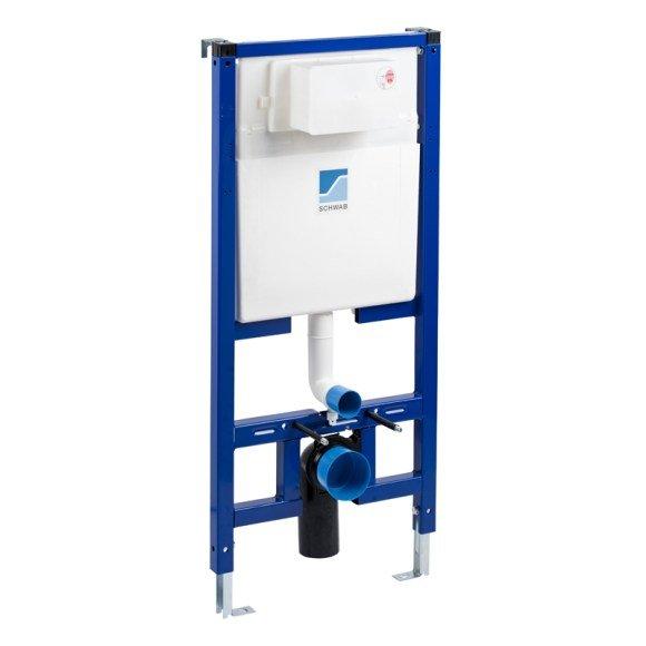 Schwab Slim Inwall Cistern