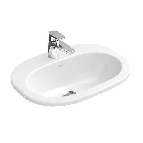 O.Novo Drop In Basin 56x40cm