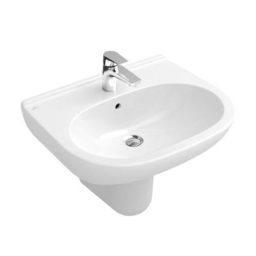 O.Novo Washbasin 55x45cm – No Overflow