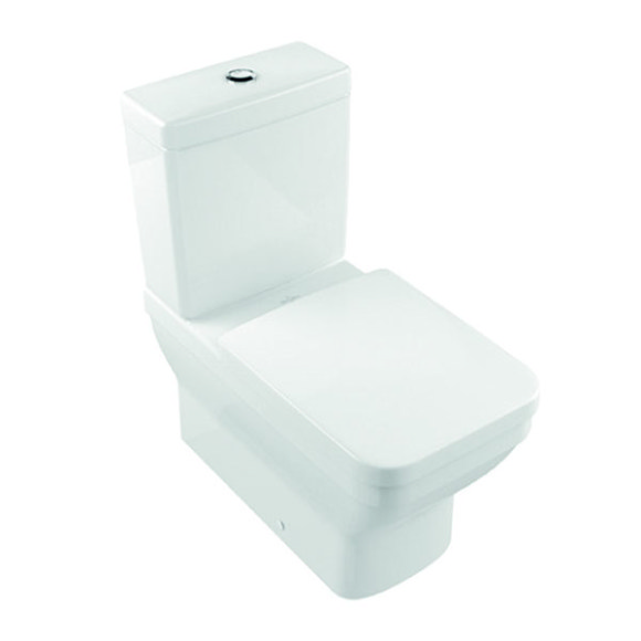 Villeroy & Boch Architectura Square Back to Wall Suite - NZ ...