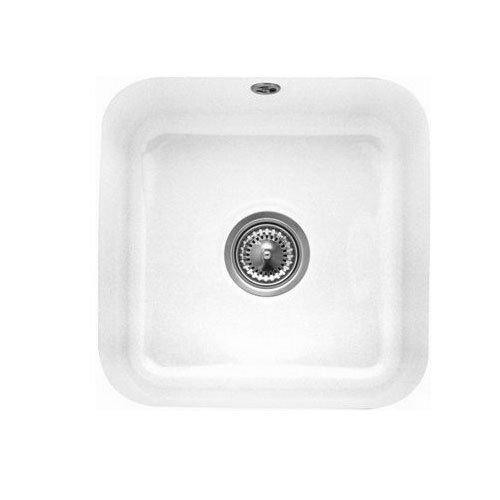 Villeroy & Boch Kitchen Sink - Cisterna 50 Under Mount 445 x 445 x ...