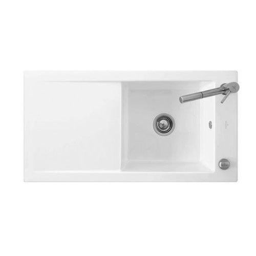 Villeroy & Boch Kitchen Sink – Timeline 60 Insert Sink & Drainer 100 x 51 x 22cm