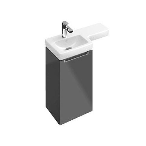 Villeroy & Boch Subway Wall Hung Vanity Cabinet & Washbasin – 4116 6L