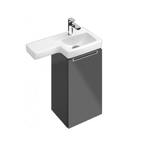 Villeroy boch subway wall hung vanity cabinet washbasin 4115 6r nz suppliers of bathroom - Villeroy and boch bathroom cabinets ...
