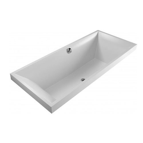 Villeroy & Boch Squaro Bath – 180 x 80cm – Includes Waste & Overflow