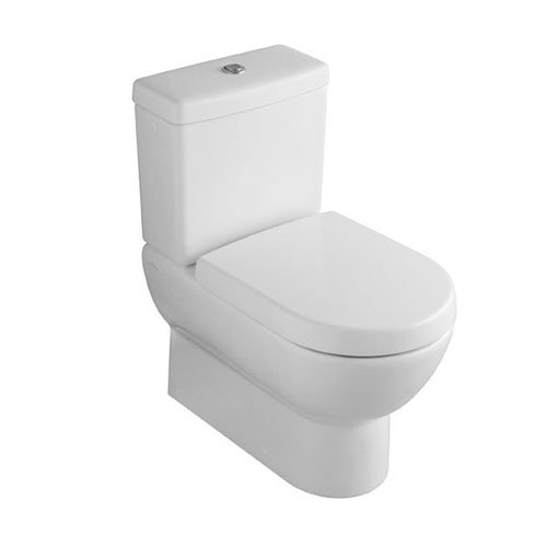 VILLEROY & BOCH SUBWAY BACK TO WALL SUITE