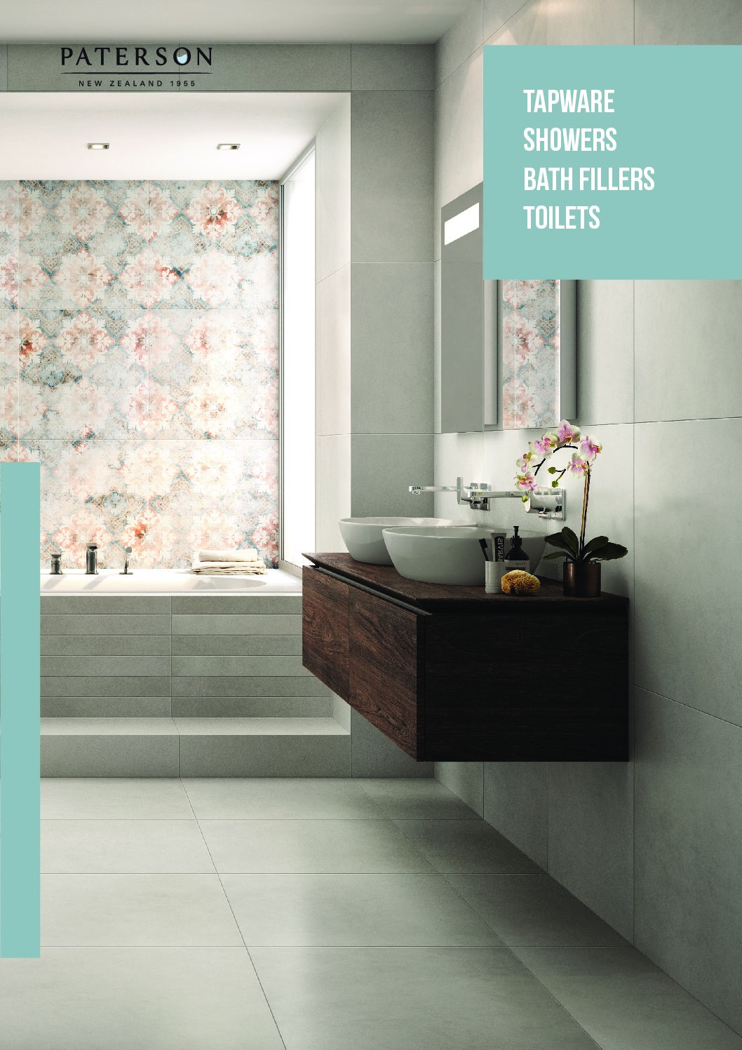 Paterson Tapware and Baths • - NZ Suppliers of bathroom and kitchen ...