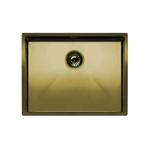 Nivito brass sink 590x440 nz suppliers of bathroom and kitchen nivito brass sink 590440 workwithnaturefo